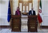 "Iran, EU to Start ""High-Level Talks"" on Various Issues: Zarif"