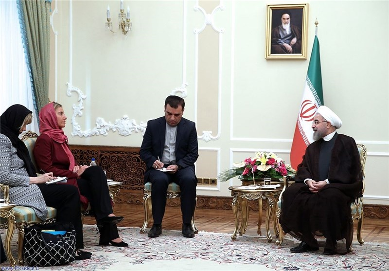 President Rouhani Lauds Iran Nuclear Conclusion's Positive Int'l Impacts