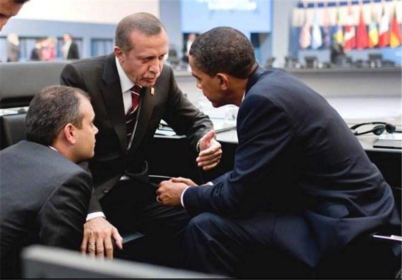 "صحیفة""وول ستریت جورنال"": أمریکا تضغط على ترکیا لإغلاق حدودها مع سوریة"
