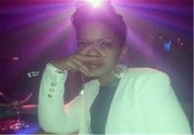 زن سیاه پوست