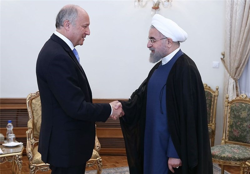 Iran's President Invited to France