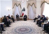 Iran Looking Forward to Enhanced Ties with France: Rouhani