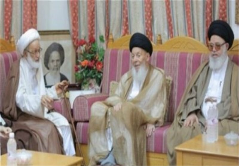 """کبار علماء البحرین : ما حدث فی جزیرة """"سترة"""" جریمة لن تؤدی إلا إلى العنف والعبث بأمن الوطن"""