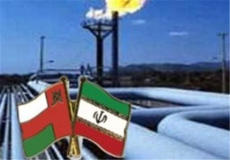 مفاوضات نهائیة بین ایران الإسلامیة وسلطنة عمان حول صادرات الغاز
