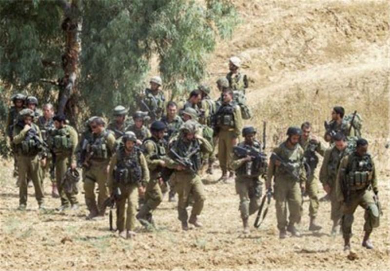 قوات الاحتلال الصهیونی تنفذ مناورة عسکریة تحاکی حرباً على غزة