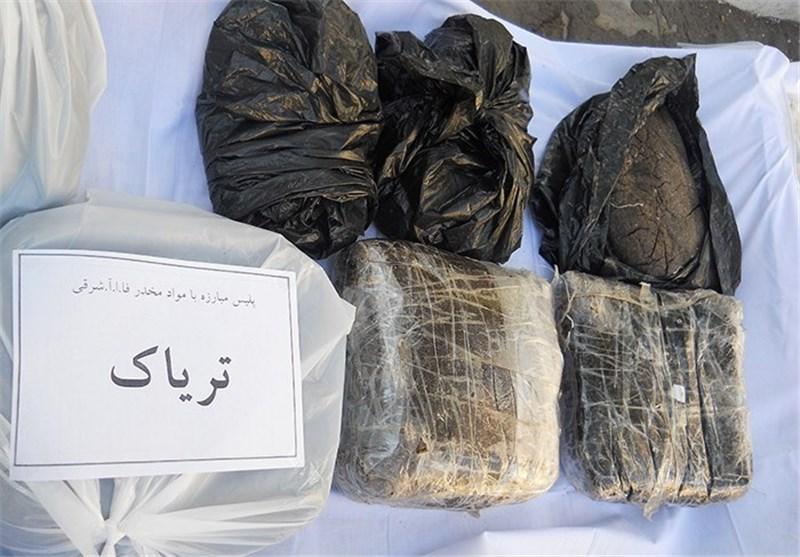 720 کیلوگرم مواد مخدر در کهگیلویه و بویراحمد کشف شد