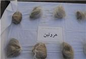 کشف مواد مخدر تبریز4