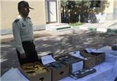 نیم تن مواد مخدر در یک منزل مسکونی در سیرجان کشف شد