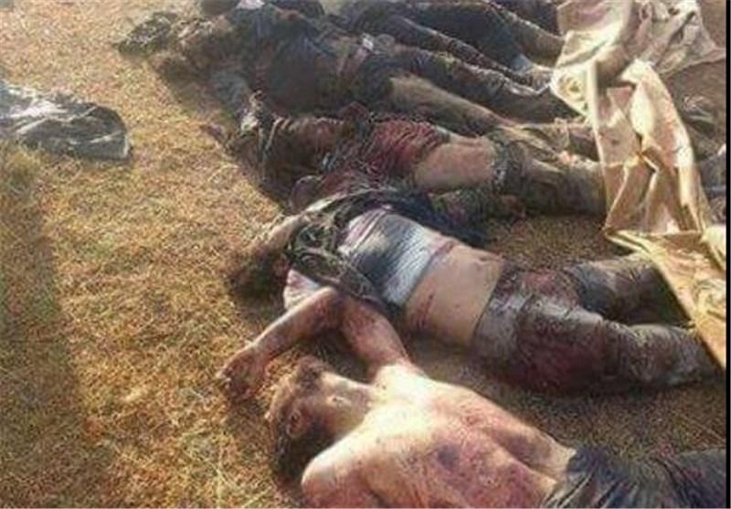 """مقتل 30 إرهابیا فی """"الزبدانی"""" و7 یسلمون أنفسهم والجیش السوری یدمر رتلاً """"للدواعش"""" فی تدمر"""