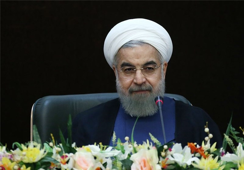 President Rouhani Felicitates Iranian Archers on World Championship