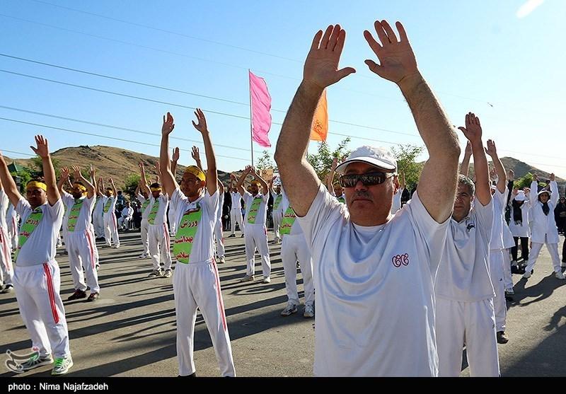 کرمان| تبلیغات ورزشی در فضای مجازی غیرواقعی است