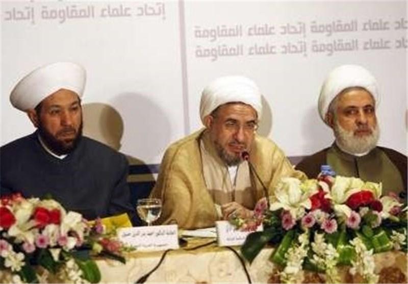 علماء المقاومة یذکرون الجمیع بواجبهم تجاه فلسطین
