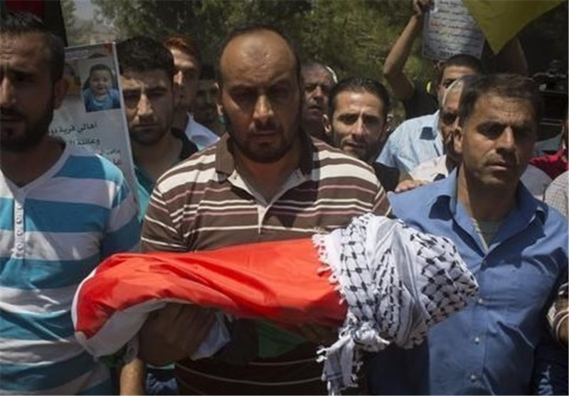 نوزاد فلسطینی