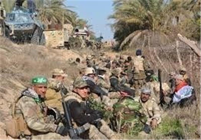 Binlerce Gönüllü Halk Güçleri Askeri El Esed Karargahında