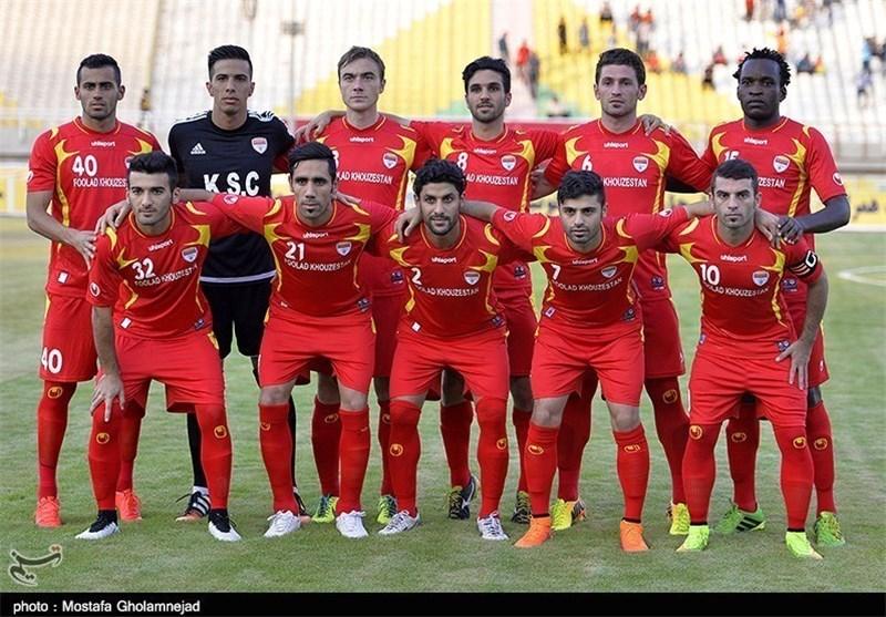 هفته دهم لیگ برتر فوتبال : فولاد 1 - 0 سیاه جامگان