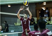 تعلیق مسابقات والیبال در 3 کشور