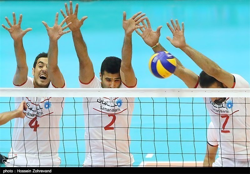 Asian Volleyball Championship: Iran Annihilates Thailand
