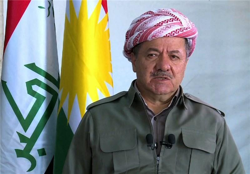 بارزانی: من المستحیل استقلال کردستان العراق حالیا
