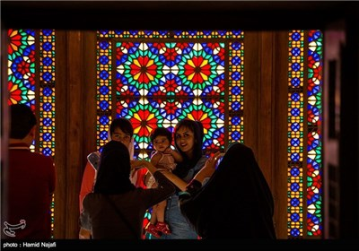 Tourists Visit Iranian Central City of Yazd