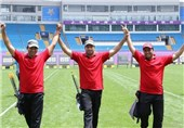 World Archery Championships: Iran Compound Team Win Title