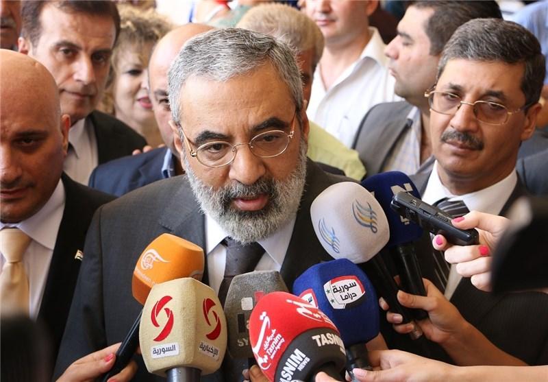 وزیر الإعلام