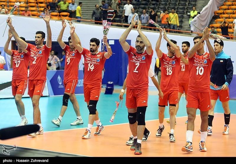 Iran Beats Kazakhstan 3-0 at Asian Senior Volleyball Championship