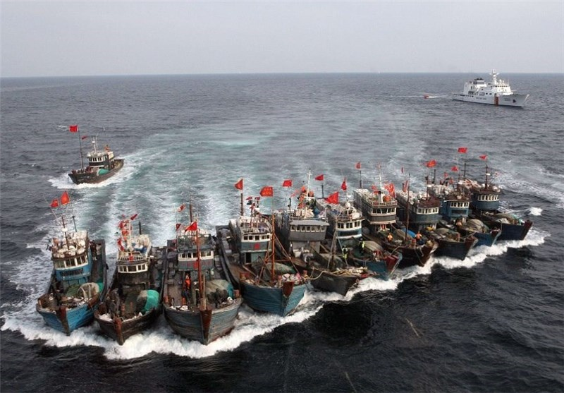 Iran Intercepts Chinese Fishing Boats for Investigation