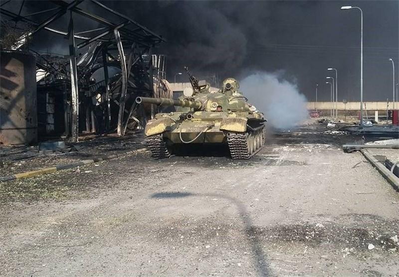 Syrian Forces Tighten Noose Around Terrorists in Northwest