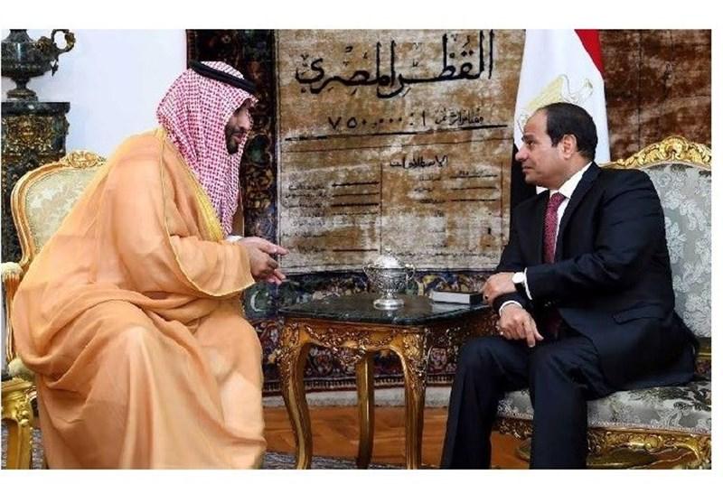 السیسی ومحمد بن سلمان