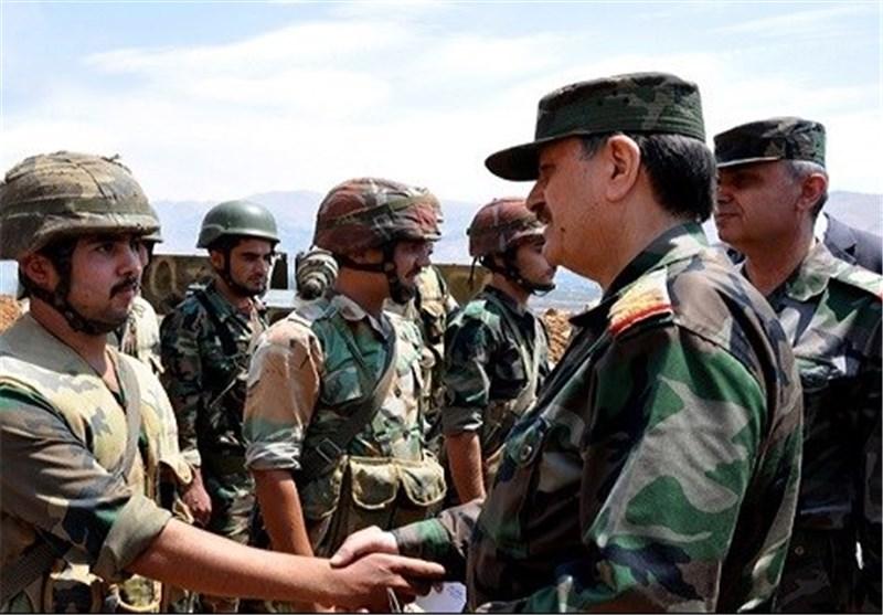 وزیر الدفاع السوری: الجیش السوری سیواصل بذل التضحیات دفاعاً عن القرار المستقل