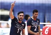 Iran Outclasses Chinese Taipei in Asian Volleyball Championship