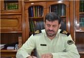 سردار ایرج کاکاوند فرمانده انتظامی استان یزد