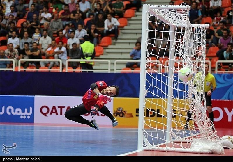 اعلام زمان قرعهکشی مسابقات قهرمانی فوتسال آسیا 2016