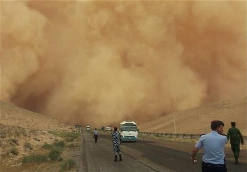 Deadly Sandstorm Continues to Blanket Middle East