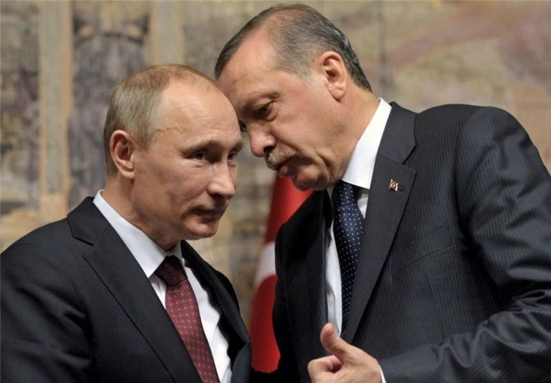 تمایل اردوغان برای مذاکره با پوتین در خصوص سوریه