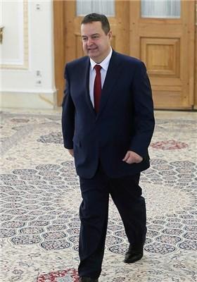 Iranian, Serbian Foreign Ministers Meet in Tehran