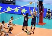 بازیهای آسیایی 2018|شاگردان موحدی مغلوب کره شدند