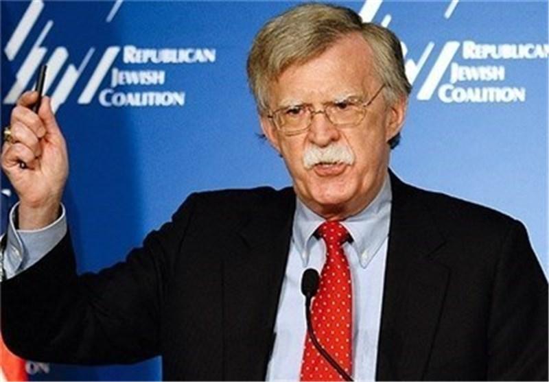 بولتون: خروج از برجام تاثیری بر مذاکره با کره شمالی نخواهد داشت