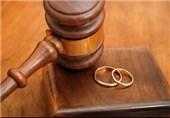 آمار طلاق در شهرهای مازندران رو به کاهش است