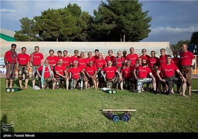 Athletes Mark National Day of Zurkhaneh Sports