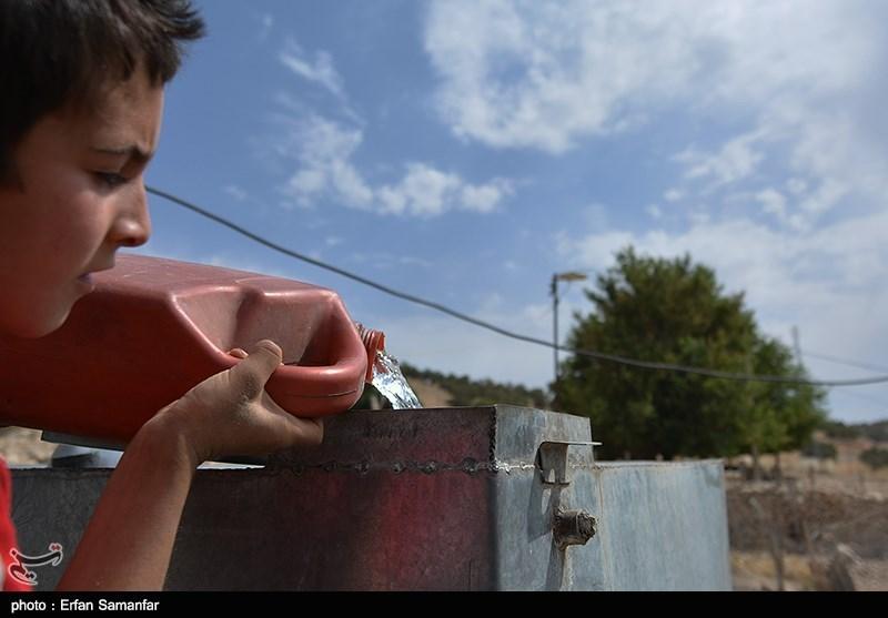 """کمبود آب شرب در بهارستان؛ """"جمعیت زیاد و مصرف بیرویه"""" مشکل جدی آب منطقه"""
