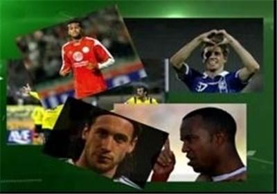 گزارش برنامه نود از حضور بازیکنان خارجی در لیگ برتر