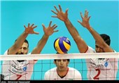 Iran Beaten by South Korea in Asian Volleyball Championship