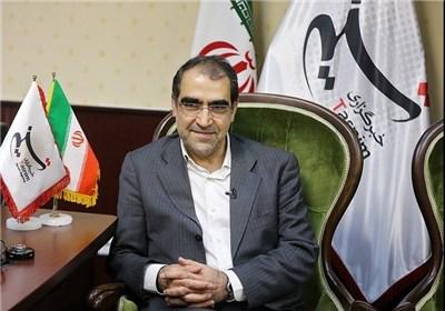 حضور وزیر بهداشت در خبرگزاری تسنیم