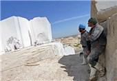 60 درصد سنگ بری های شرق لرستان تعطیل شدند