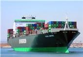 کشتی پنجمین کشتیرانی برتر دنیا در بندر شهید رجایی پهلو گرفت