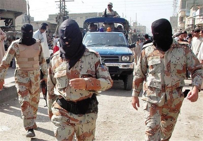 رنجرز نیروی کماندوی پاکستان
