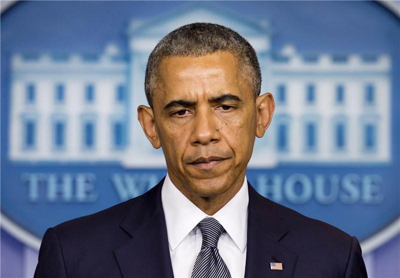 حکام 15 ولایات أمریکیة أعضاء فی الحزب الجمهوری یطالبون اوباما بالإبقاء علی الحظر ضد ایران