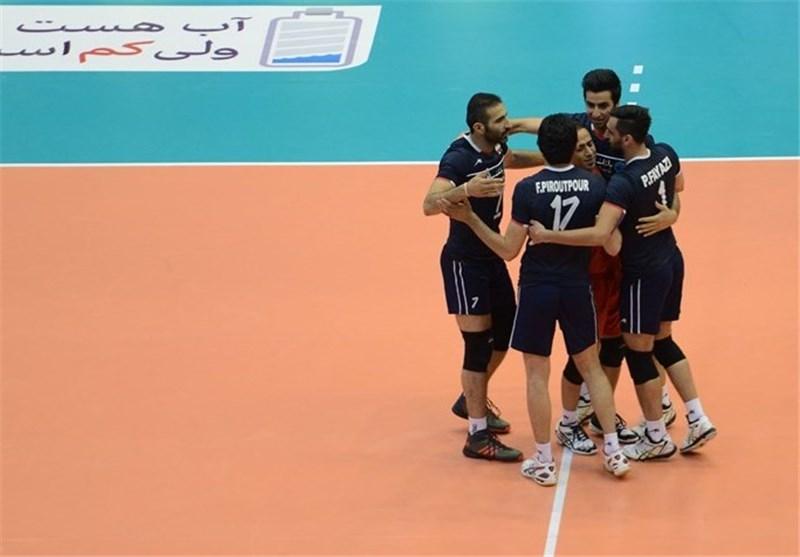 Asian Volleyball Championship: Iran Advances to Semifinals