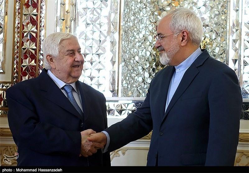 Iran's Zarif: No Military Solution to Syrian Crisis